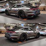 全新保时捷911 Turbo无伪装图 搭载3.8T发动机 预计年底发布