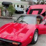 87年法拉利,车头似AE86,内饰堪比五菱,却能被拍出2173万元!