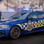 飙车族都不敢上路了!澳大利亚警察竟配备宝马M5做警车